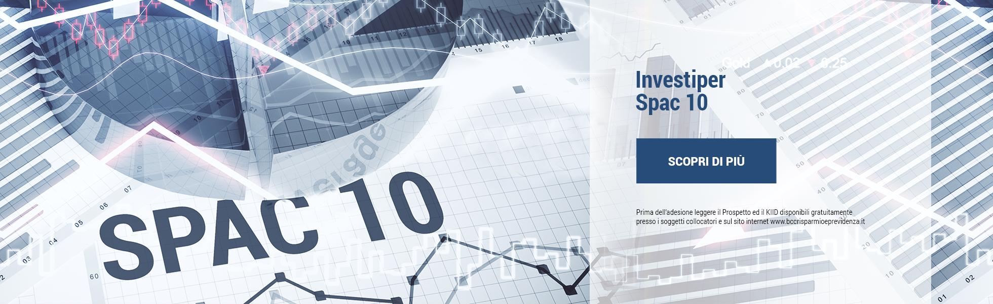 Spac 10 fondo Investiper